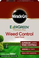 Miracle-Gro Evergreen Premium Plus Weed Control - 100m2